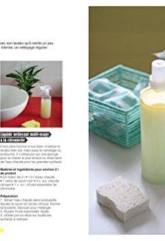 Livres Couvertures de Greenwashing - Fabriquer ses produits ménagers