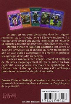 Livres Couvertures de Le tarot des archanges