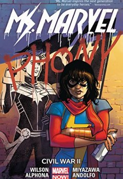 Livres Couvertures de Ms. Marvel Vol. 6: Civil War II