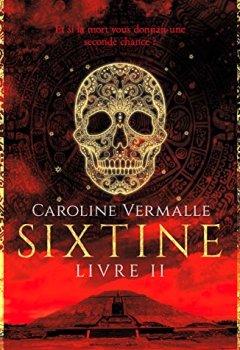 Livres Couvertures de Sixtine - Livre II