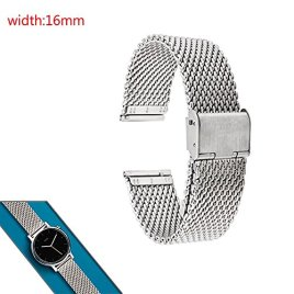 GOOQ-Metal-Stainless-Steel-16mm-Mesh-Watch-Band-for-Moto-360-2nd-Gen-42mm-Female-and-Any-16mm-Flat-Lug-Normal-Watches