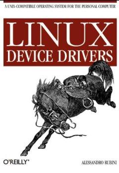 Livres Couvertures de Linux Device Drivers (en anglais)