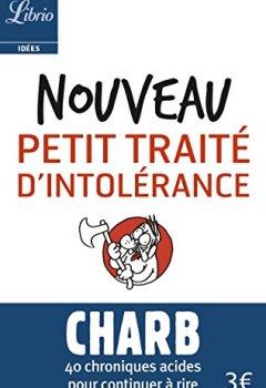 Livres Couvertures de Nouveau petit traité d'intolérance : Les fatwas de Charb