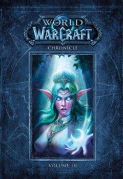 Livres Couvertures de World of Warcraft : Chroniques volume 3