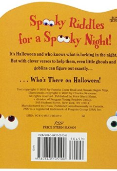 Livres Couvertures de Who's There On Halloween?
