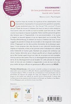 Livres Couvertures de Du JE au NOUS