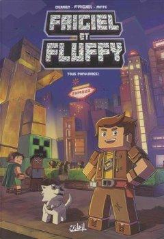 Livres Couvertures de Frigiel et Fluffy T02 - Tous populaires