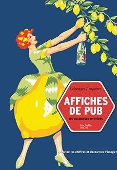 Livres Couvertures de Affiches de pub: 100 coloriages mystères