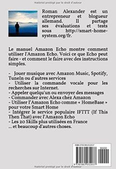 Livres Couvertures de Amazon Echo – le guide pour bien démarrer avec Alexa, Echo Dot et Smart Home: Introduction rapide au monde fascinant de la commande vocale dans votre maison