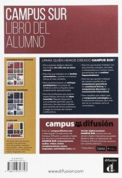 Livres Couvertures de Campus sur A1-B1 : Libro del alumno