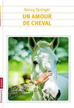 Livres Couvertures de Un amour de cheval
