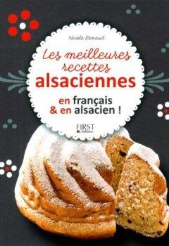 Livres Couvertures de Les meilleures recettes alsaciennes de Léon DAUL (25 octobre 2012) Broché