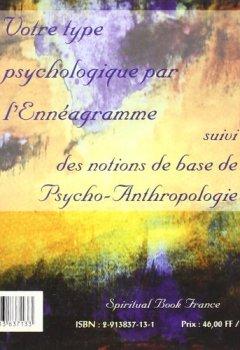 Livres Couvertures de Votre type psychologique par l'énnéagramme