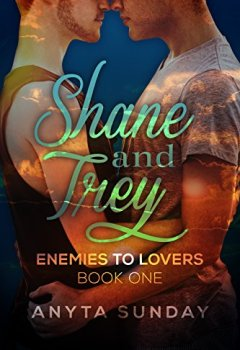 Livres Couvertures de Shane and Trey (Enemies to Lovers Book 1) (English Edition)