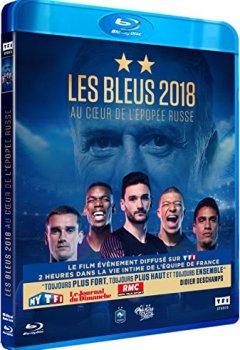 Livres Couvertures de Les Bleus 2018 : Au coeur de l'épopée russe [Blu-ray]