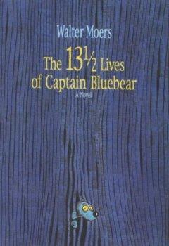 Abdeckungen 13 1/2 Lives Of Captain Blue
