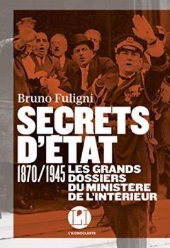 Livres Couvertures de Secrets d'Etat (version texte)