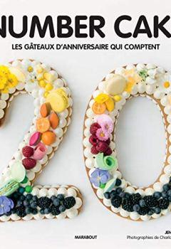 Livres Couvertures de Number cake
