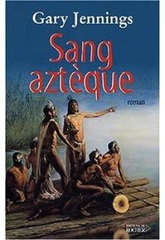 Livres Couvertures de Sang aztèque
