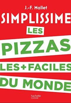 Livres Couvertures de Simplissime Pizzas