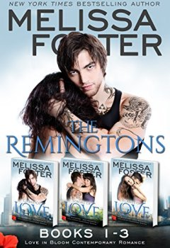 Livres Couvertures de The Remingtons (Book 1-3, Boxed Set): Game of Love, Stroke of Love, Flames of Love (English Edition)
