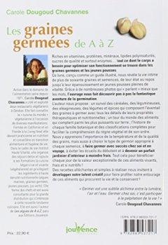 Livres Couvertures de Les graines germées de A à Z
