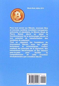 Livres Couvertures de Bitcoin Book