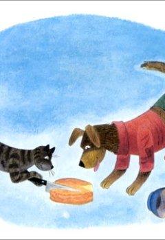 Histoire de la lettre que le chat et le chien écrivirent à leurs amies les petites filles de Indie Author