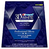 Crest 3D White Whitestrips Professional Effects, 20 Treatments