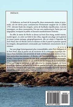 Livres Couvertures de Le Mystere de Quiberon 1794-1795