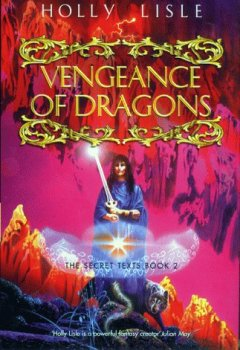 Abdeckungen Vengeance of Dragons (Secret Texts)
