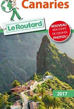 Livres Couvertures de Guide du Routard Canaries 2017