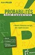 Probabilités : Pour économistes