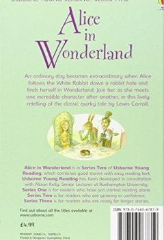 Livres Couvertures de Alice in Wonderland