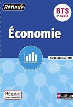 Livres Couvertures de Économie BTS 2e année