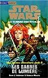 Star Wars - Les Jeunes Chevaliers Jedi, tome 4 : Les Sabres de lumière