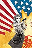 AGENT CARTER SHIELD 50TH ANNIVERSARY #1