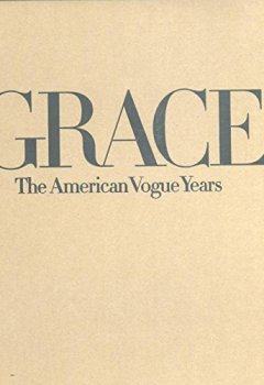 Livres Couvertures de Grace : the american vogue years