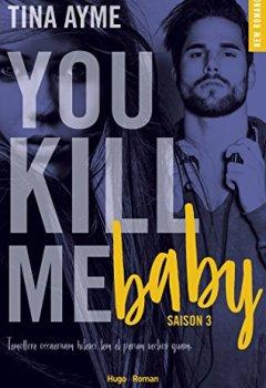 Livres Couvertures de You kill me boy - tome 3