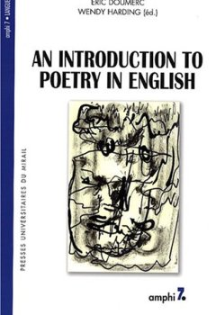 Livres Couvertures de An introduction to poetry in english