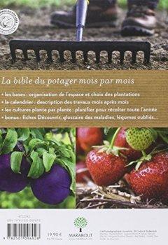 Livres Couvertures de Mon potager mois par mois: Tout pour réussir ses fruits & légumes