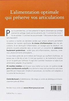 Livres Couvertures de La diététique anti-arthrose
