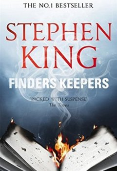 Livres Couvertures de Finders Keepers : The Bill Hodges Trilogy 2