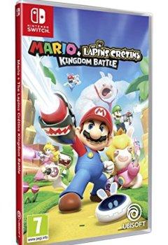 Livres Couvertures de Mario + The Lapins Crétins: Kingdom Battle