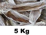 Tieroase 5Kg Kaninchenohren mit Fell Sehr gute Darmreiniger Hunde Leckerli