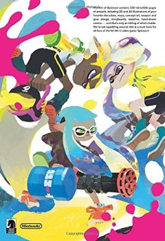 Livres Couvertures de The Art of Splatoon