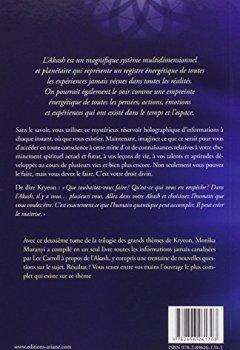 Livres Couvertures de L'Akash humain - A la découverte du plan intérieur