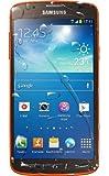 Samsung Galaxy S4 Active Smartphone (12,7 cm (5 Zoll) FHD TFT-Touchscreen, 1,9GHz, Quad-Core, 2GB RAM, 16GB interner Speicher, 8 Megapixel Kamera, LTE, Android 4.2) orange