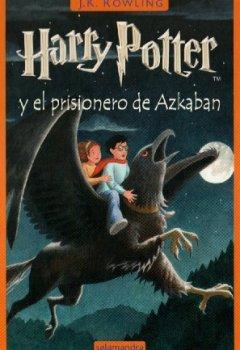 Buchdeckel von Harry Potter y el prisionero de Azkaban