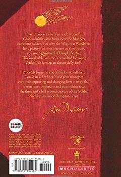 Livres Couvertures de Quidditch Through the Ages
